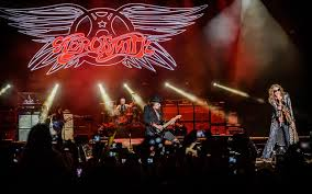 Aerosmith Monsters Of Rock