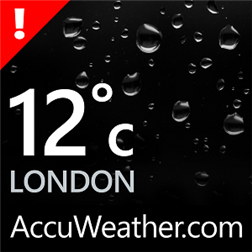 AccuWeather Windows Phone 8