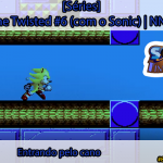 [Séries] Sonic Time Twisted #6 (com o Sonic): Entrando pelo cano | NNL Games