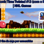 [Séries] Sonic Time Twisted #13 (com o Knuckles): O fim da caça por esmeraldas | NNL Games
