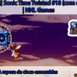 [Séries] Sonic Time Twisted #18 (com o Tails): A raposa de cinco esmeraldas | NNL Games