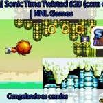 [Séries] Sonic Time Twisted #20 (com o Tails): Congelando as caudas | NNL Games