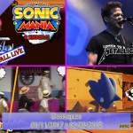 50 a 50 #19: Knuckles Mania, Cliff Burton e Sonic Forces