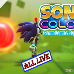 Live Streams #16: Completando Sonic Colo(u)rs (Game Land e Super Sonic) | NNL Games