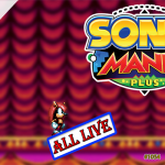 Zerando o Mania Mode com o Mighty – Sonic Mania Plus | Live Streams #25