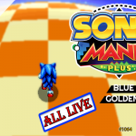 Todos os Bonus Stages [Blue Spheres / Golden Medals] – Sonic Mania Plus | Live Streams #27