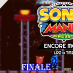 Lava Reef Zone a Titanic Monarch Zone – Sonic Mania Plus: Encore Mode #4 [Finale] | Séries