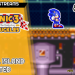 Continuando a jogatina de Sonic 3 AIR | Live Streams #42