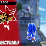 Angel Island em Sonic Forces – Sky Sanctuary (Sonic Forces Mods) | Avulsos #61