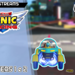 Continuando a jogatina do Team Adventure de Team Sonic Racing | Live Streams #47