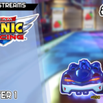 Começando o Team Adventure de Team Sonic Racing | Live Streams #46