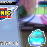 Formula M e a entrada de Metal Sonic em Team Sonic Racing | Live Streams #51
