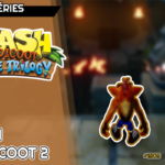 "O ""Motor N"" de Cortex – Crash 2 (NST) #4 