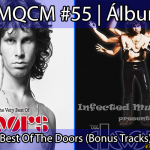 AMQCM #55: The Very Best Of The Doors (Bonus Tracks) | Álbuns