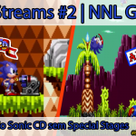 Live Streams #2: Zerando Sonic CD sem Special Stages | NNL Games