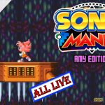 Live Streams #4: Zerando com Amy Rose – Rosy The Rascal (Sonic Mania Mods) | NNL Games