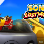 [Séries] Sonic Lost World #2: A revolta dos Zeti | NNL Games