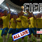 Sendo o melhor do mundo – FIFA 18 (World Cup 2018 Russia DLC) | Live Streams #20