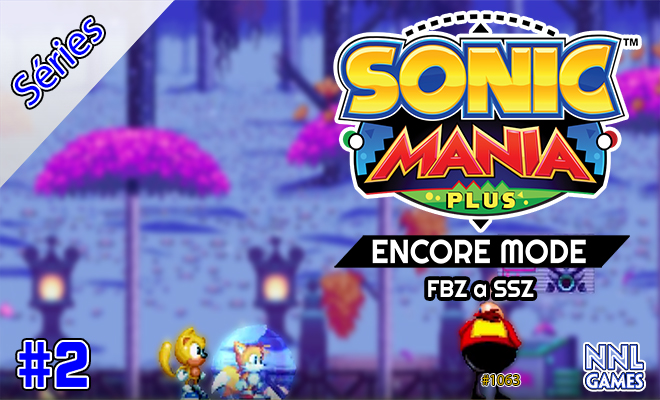 Flying Battery Zone a Stardust Speedway Zone – Sonic Mania Plus: Encore Mode #2 | Séries