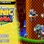 Qual o poder de luta do Sonic? – Sonic Mania Plus (Over 9000 + Vape Mode) | Live Streams #33