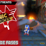 Jogando mods de Sonic Forces ao vivaço | Live Streams #36