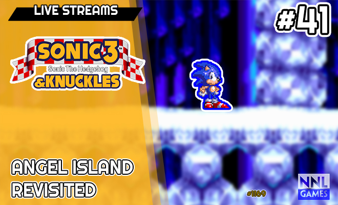 Conferindo o remaster Sonic 3 AIR | Live Streams #41