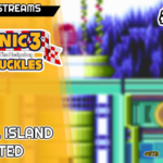 Knuckles e Tails se unem em Sonic 3 AIR | Live Streams #43