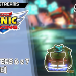 O fim da jogatina do Team Adventure em Team Sonic Racing | Live Streams #53