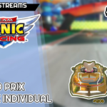 Jogando os Grand Prix (trio e individual) de Team Sonic Racing | Live Streams #55