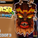 Uka Uka, Tropy e a Time Twister Machine – Crash 3 (NST) #1 | Séries